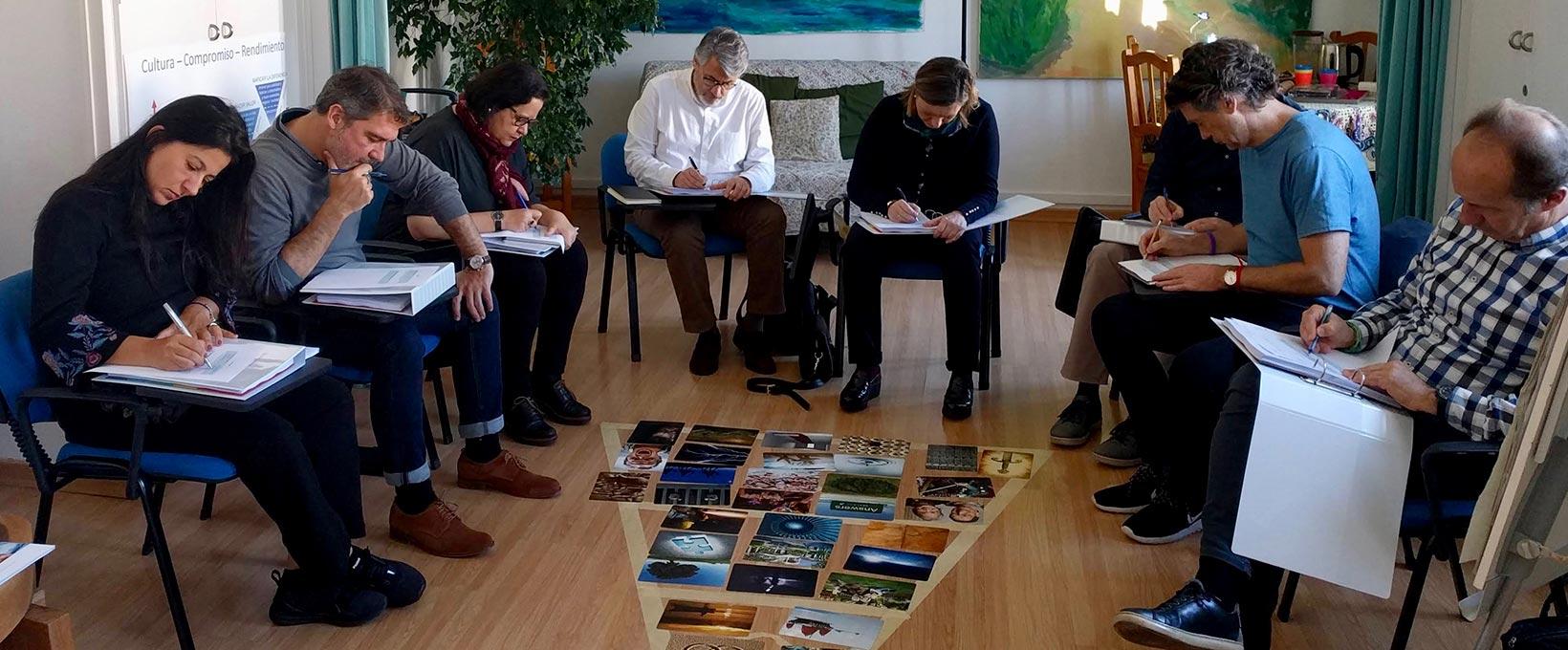 Participantes de la 3ª edición de Certificación Internacional CTT Practitioner en Barcelona