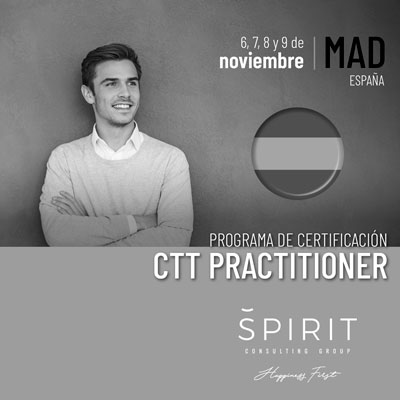 Certificación Internacional CTT Practitioner Madrid Spirit Consulting Group